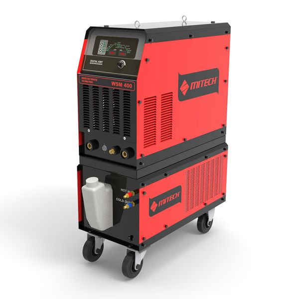 DIGITAL INVERTER TIG/MMA/PULSE WELDING MACHINE
