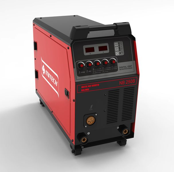 IGBT INVERTER GAS SHIELDED WELDING MACHINE