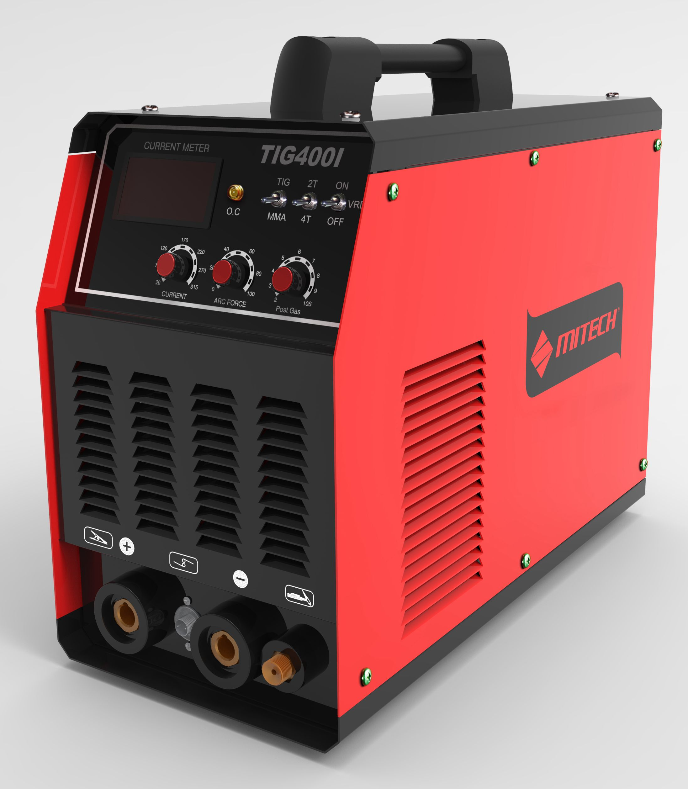 INVERTER DC TIG / MMA WELDING MACHINE